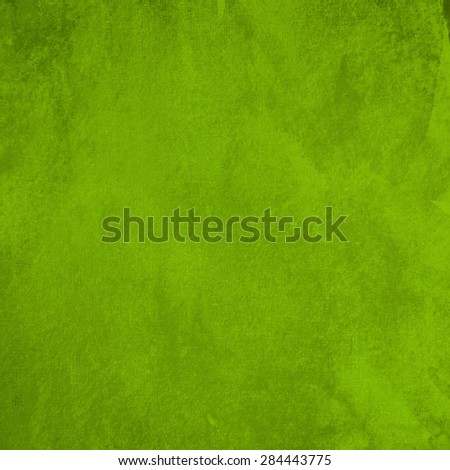 Textured green background - stock photo