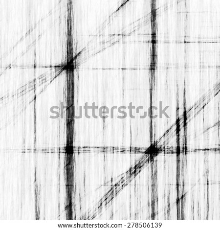 Textured horizontal vertical diagonal lines stripes effect background gray