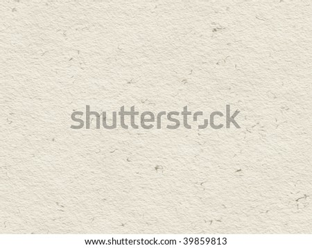 Textured Light Paper Seamless - stock photo