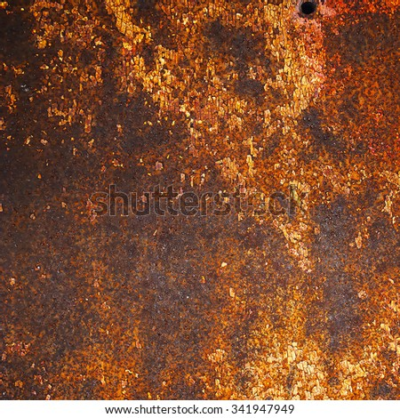 Textured metal rusty dirty background