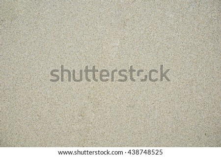Textured of sand on the beach, background.