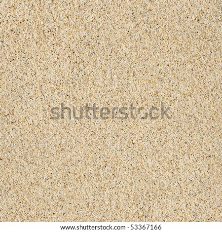 Textured sand background - stock photo