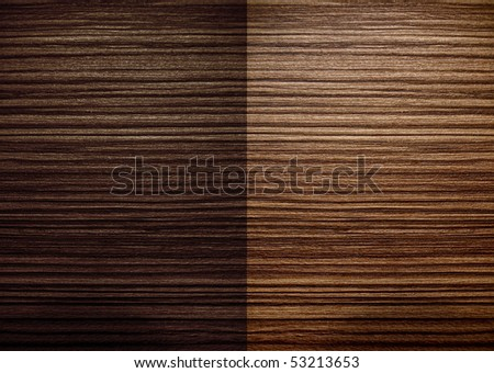 textured wood - stock photo