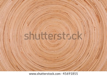 Textured wooden surface - stock photo
