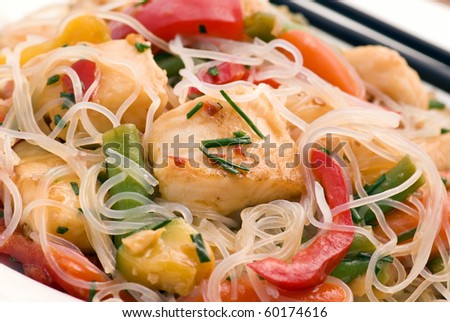 Thai Fish with Vegetable