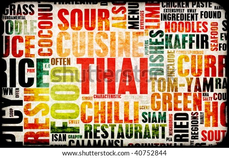 Filipino food cuisine menu background local stock for Artistic cuisine menu