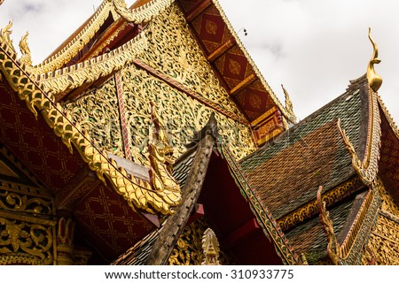 thai temple exterior design