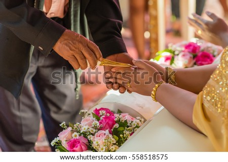 thai wedding culture
