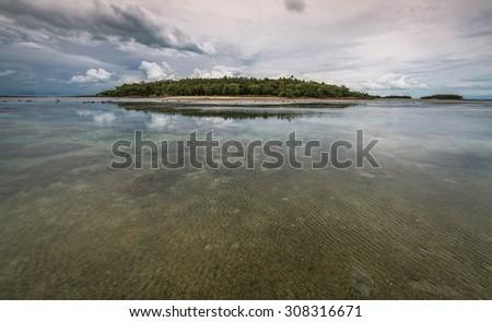 Thailand bounty island (Ko Samui) - stock photo