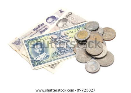 Thailand currency