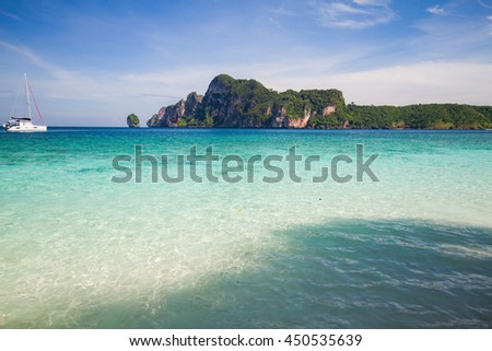 thailand koh phiphi