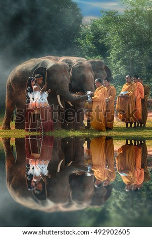 Thai Monk Stock Images, Royalty-Free Images & Vectors ...