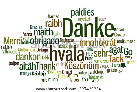 how to say thank you in various languages