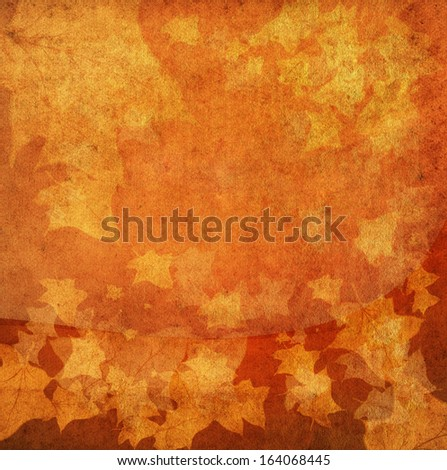 Thanksgiving Background - stock photo