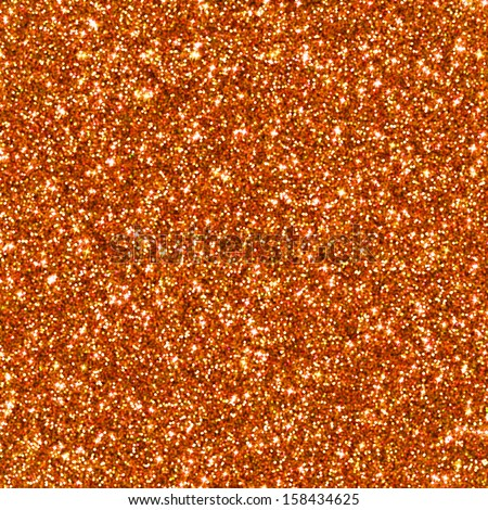 Thanksgiving glitter for texture or background - stock photo