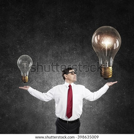 That feeling of successful idea