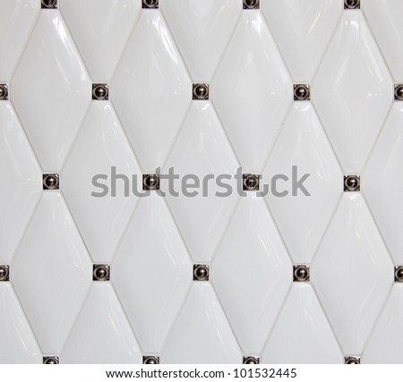 The actual texture of ceramic tiles - stock photo