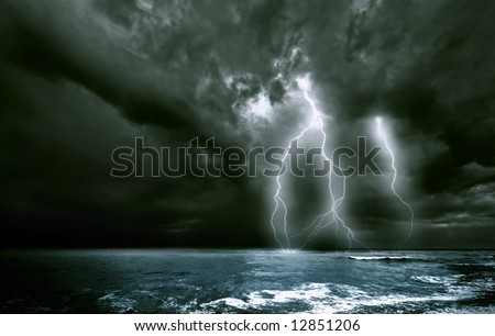 amazing lighting. The Amazing Lighting Storm Landscape