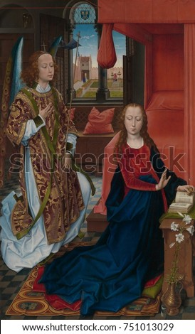 """annunciation in northern renaissance art Everything is here: the rise of naturalism and one-point perspective, the revival of classicism, the exacting detail of the northern renaissance post-jan van eyck and the declining fashion for gothic gold photo a 1486 crivelli painting titled """" the annunciation with st emidius"""" credit national gallery of art."""