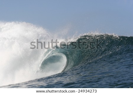 the awesome power of Pipeline - stock photo