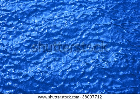 The background with sea surface