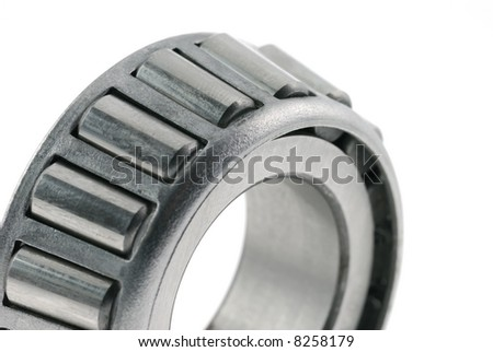The bearing - stock photo