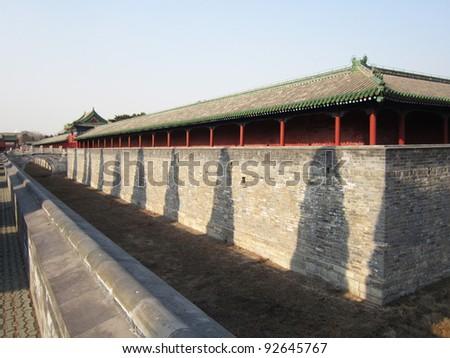 The beautiful China - stock photo