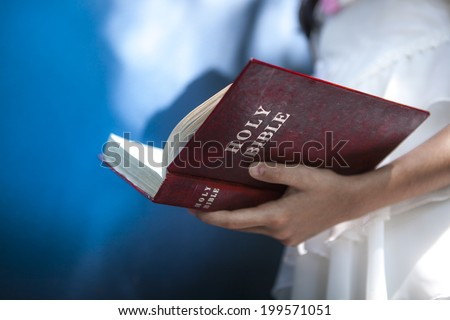 The Bible & Child