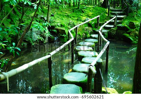 https://thumb7.shutterstock.com/display_pic_with_logo/167494286/695602621/stock-photo-the-bridge-at-garden-in-kyoto-695602621.jpg