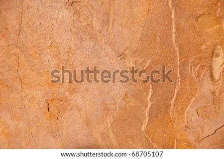 The Brown rock background texture