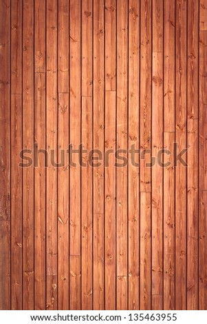 The brown wood texture. Background. - stock photo