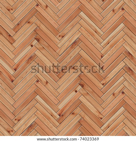 the brown wood texture of floor - stock photo
