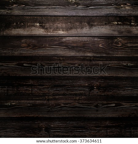 The brown wood texture with natural patterns background - stock photo
