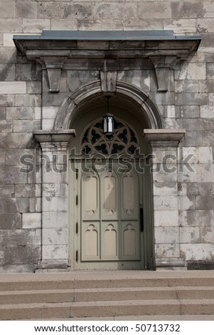 The Cathedral Door
