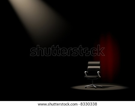 the chosen one - stock photo