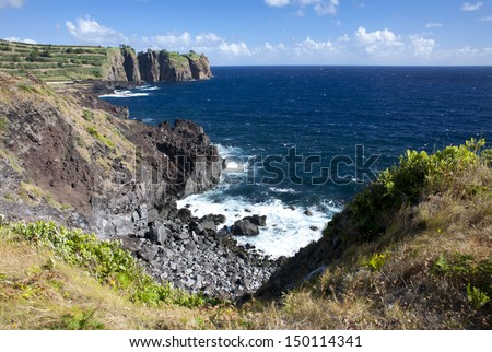 The Cliffs of the Azores