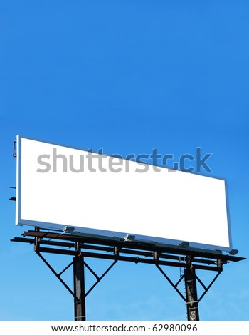 the commercial blank board