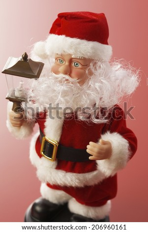 The Doll Of Santa Claus