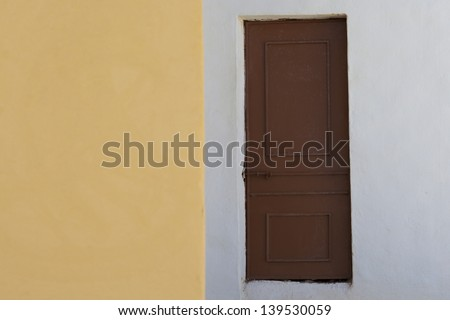 The Door And The Wall
