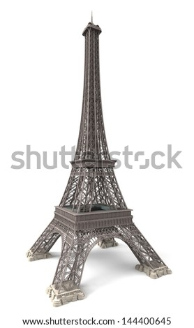 The Eiffel Tower is one of the seven wonders of the world.