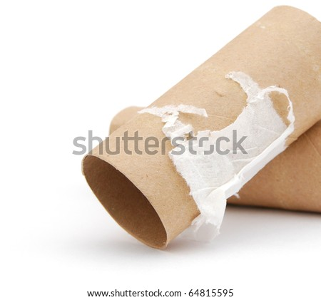 the empty bathing papers background - stock photo
