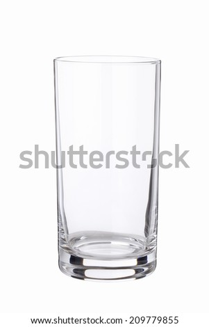 The Empty Beer Glass