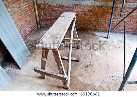 The Equipment for construction - stock photo
