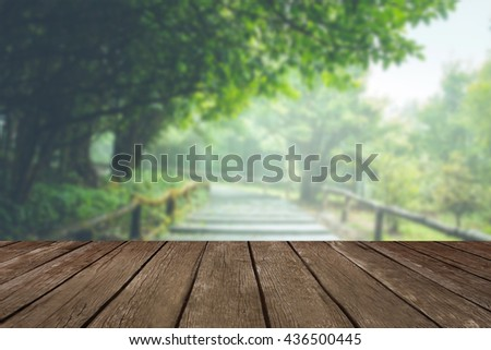 The forest backgrounds with wood textured backgrounds