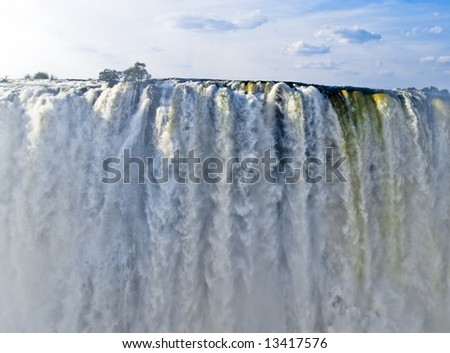 The Glorious Victoria Falls
