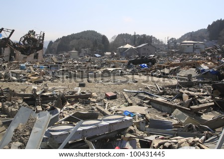 The Great East Japan Earthquake in Iwate