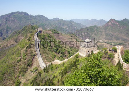 The Great Wall at Huanyaguan