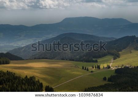 The green fields of Steiermark