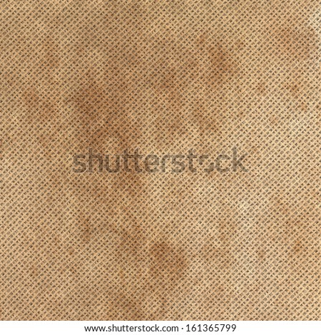 The grunge fabric background : Use for texture, grunge and vintage design and have space for text and wording