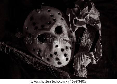 Jason Voorhees Stock Images, Royalty-Free Images & Vectors ...